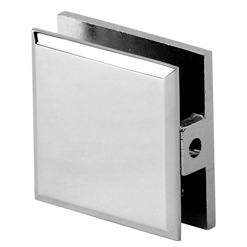 Wall Mounted Bracket Glass Hardware Door Clamps Hole In Glass Style
