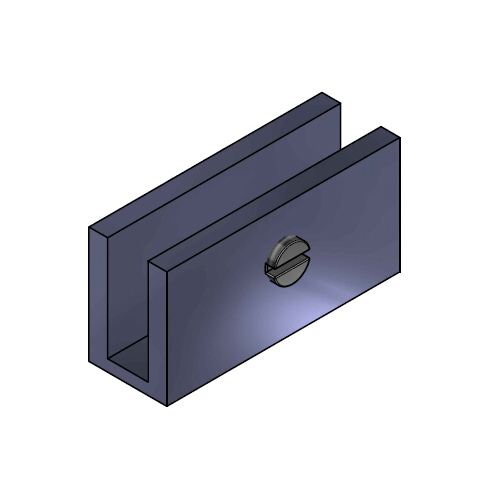 Square Glass Holding Bracket, Glass Panel Holding Cips, Glass Wall Bracket