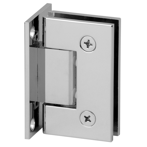90 Degree Glass to Wall Shower door Hinge