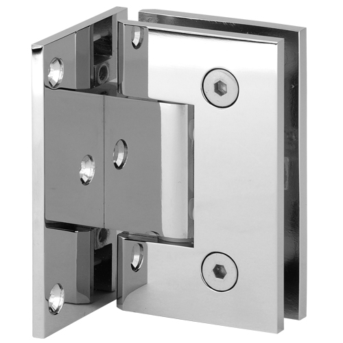 Square Standard Shower Door Hinge