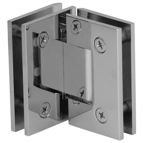 Factory Price Glass Door Hardware,Square Standard Shower Hinge
