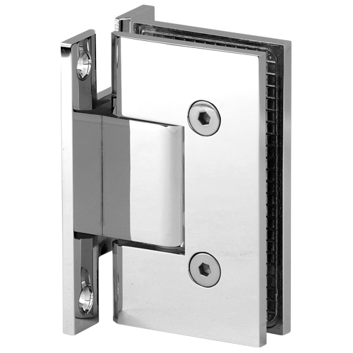 Shower Enclosure Glass Door Hinge,Square Heavy Duty Shower Hinge
