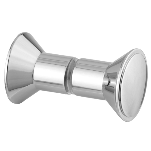 Fashionable Wheel Shaped Shower Glass Door Handles Manufacturer