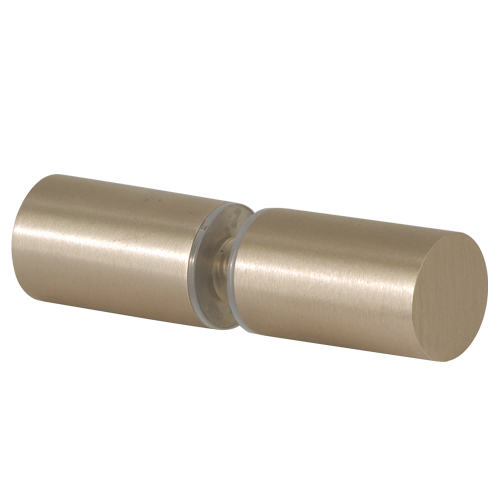 Fábrica de venda direta de vidro Tempered Slding Handle / Knob