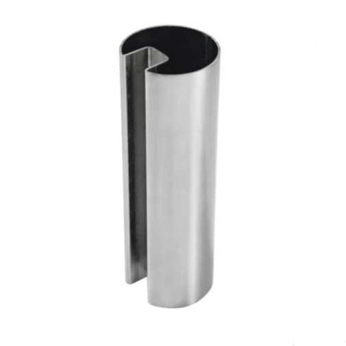 Hot sell Single Slot Round Tube
