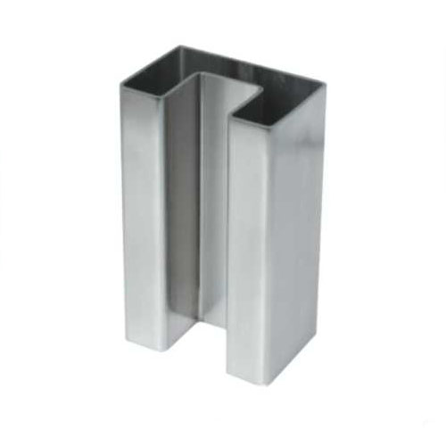 Single Slot Rectangle Tube