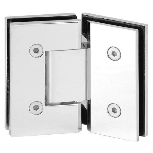 135 Degree Bathroom Hinge,Square Standard Shower Hinge