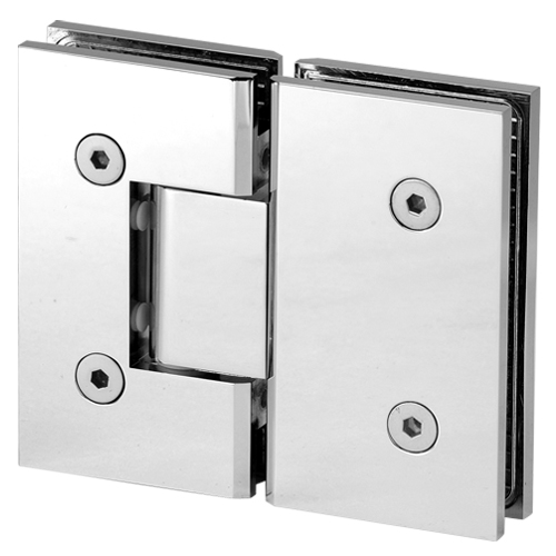 China Supplier Heavy Duty Shower Door Hinge, Glass to Glass 180 Degree Heavy Duty Hinge