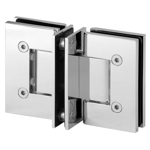 90 Degree Glass to Glass European Shower Hinge