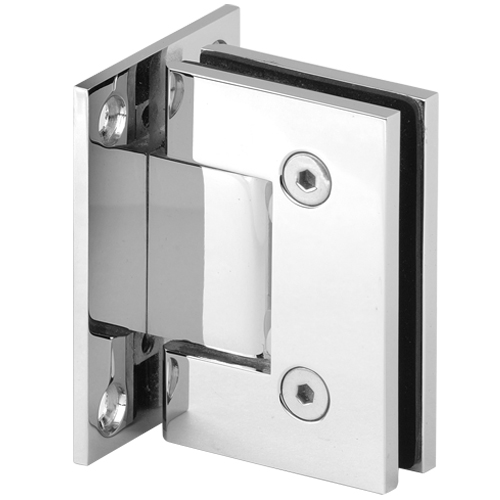 Micro Square Standard Shower Hinge,Shower Door Hinge, Glass Door Clamp, Shower Door Handle