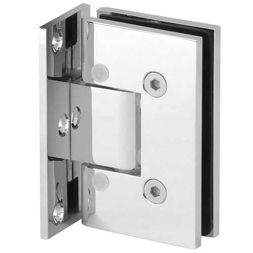 Square Adjustable Shower Hinge,Shower Door Hinge, Glass Door Clamp, Shower Door Handle