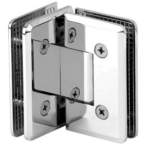 China Manufacturer Beveled Heavy Duty Shower Hinge