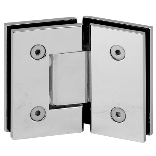 Micro Square Standard Shower Hinge