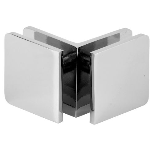 90 Degree Square Glass Clamp