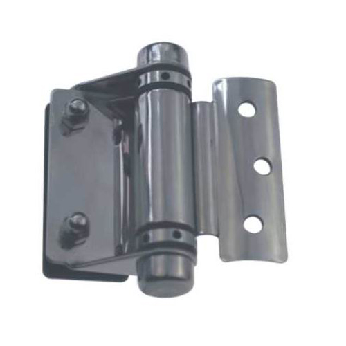 Frameless Glass Pool Fencing Gate Charnière Glass Clamp Hinge