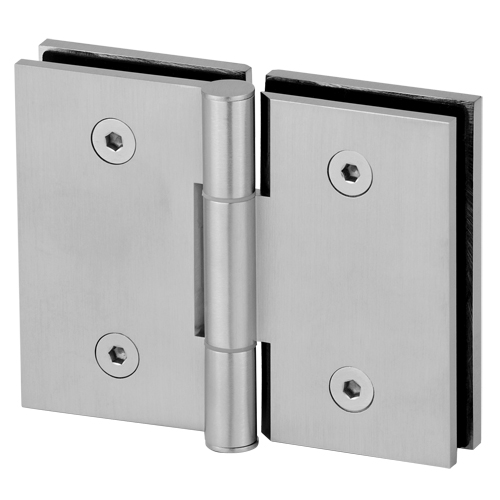 Square Bifold Shower Hinge