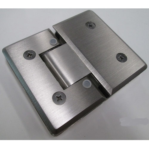 Beveled Heavy Duty Adjustable Shower Hinge