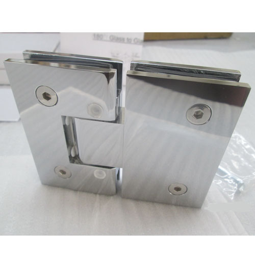 Square Adjustable Shower Hinge